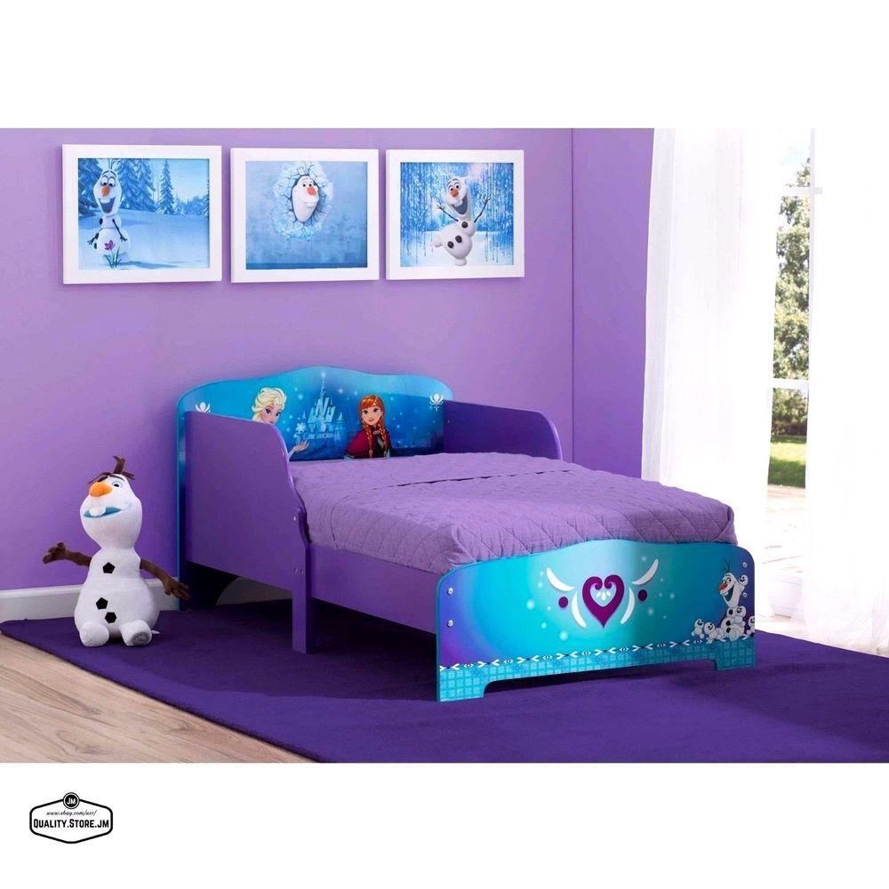 Toddler Bed Frame Beds For Girls Princess Bedroom Furniture Kids