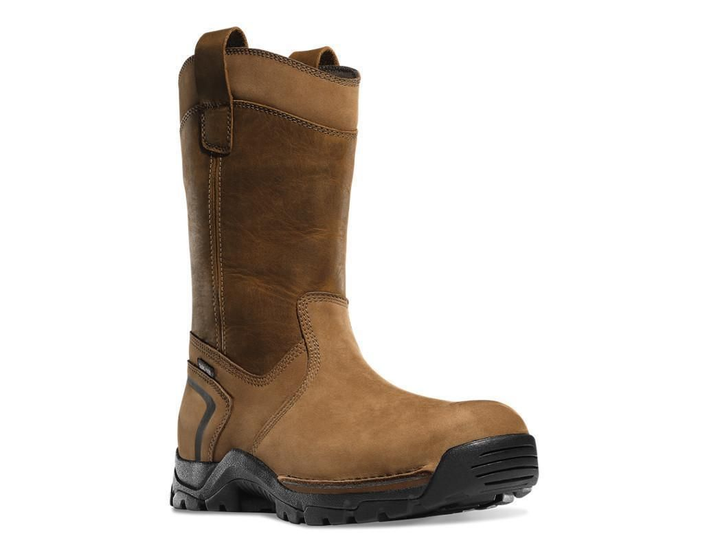 Tactical Footwear 177897: Danner Pull-On 37514 Plain Toe Rampant Wellington Gore-Tex Work Boots -> BUY IT NOW ONLY: $129 on eBay!