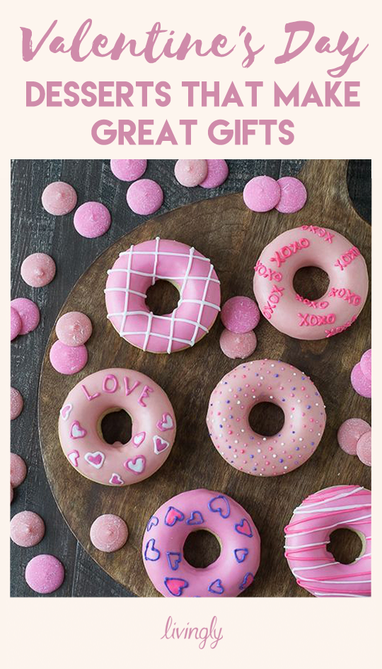 DIY: Valentine's Day desserts that make the perfect gifts.