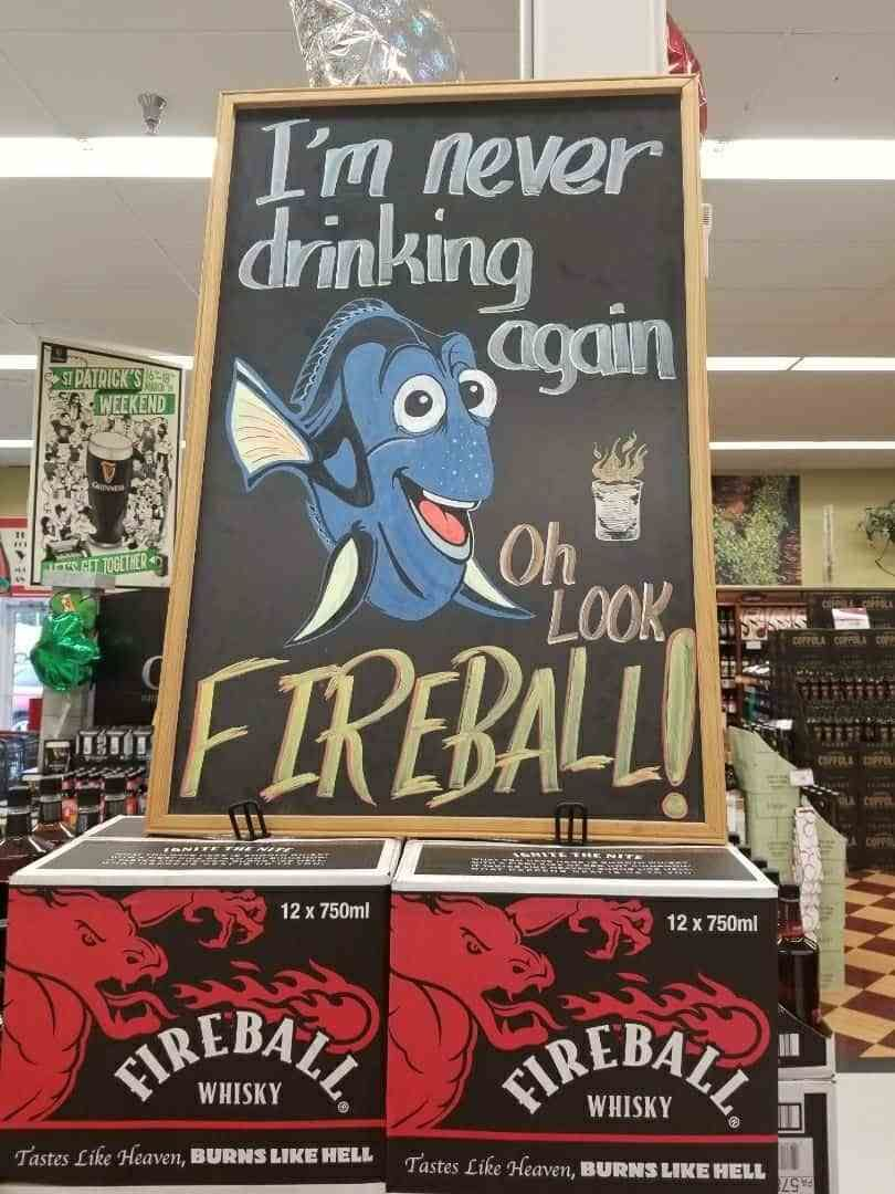 I'm Never Drinking Again Meme : never, drinking, again, Never, Drinking, Again, FIREBALL, Strange, Raunchy, Funny, Memes, Internet!, Pictures,, Drinking,, Create