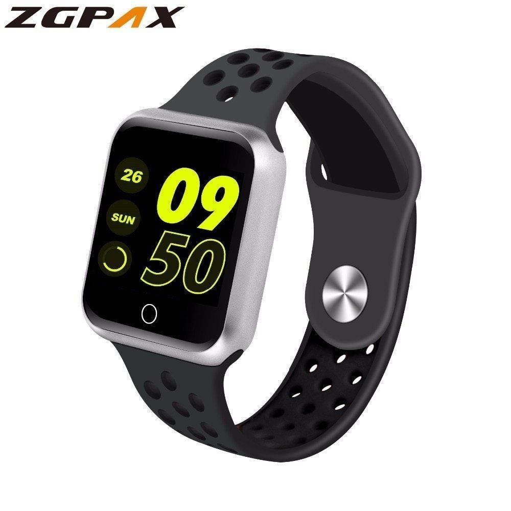Ip67 S226 Smartwatch Wasserdichte Zgpax Zgpax S226 Ip67 Wasserdichte Smartwatch Preis 38 20 Kostenloser Versand Xe In 2020 Fitness Tracker Smartwatch Fitness
