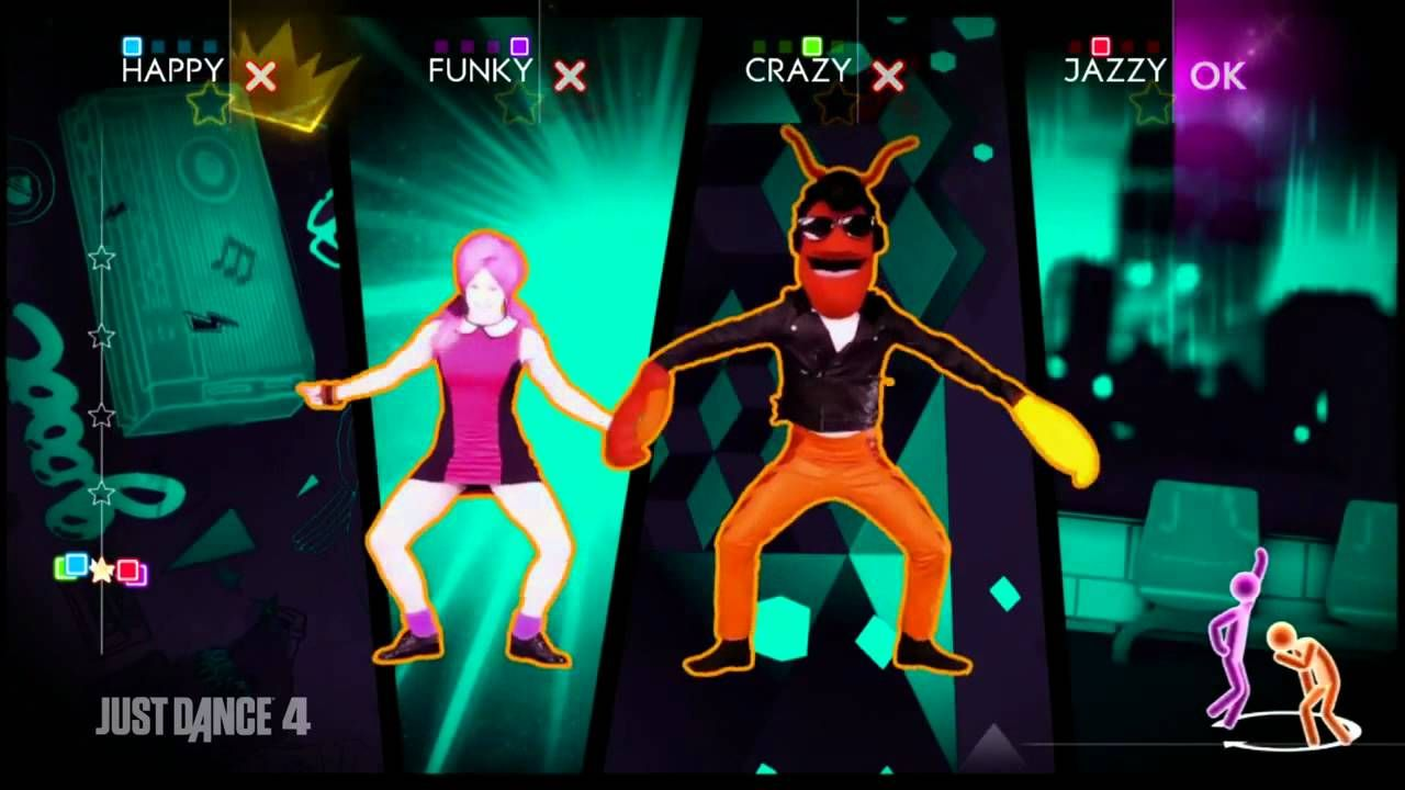 Just Dance 4 - Song List Preview and E3 Trailer [HD]