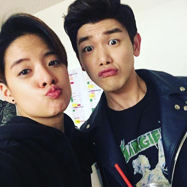Amber J Liu On Instagram Bae Got Me Like Amber Liu Eric Nam Amber Lui