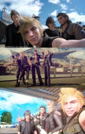 Final Fantasy 15 Memes : final, fantasy, memes, Final, Fantasy, XV/15, Random., Random, Pieces, Funny, Memes,, Pictures,, Jokes, Fantasy,
