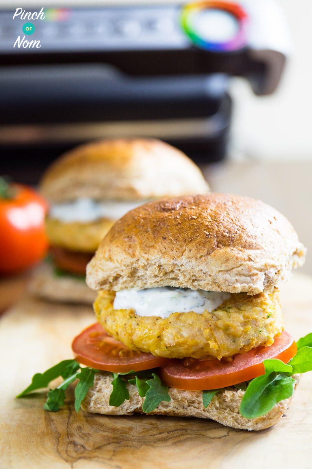 Burgers - Syn Free Tikka Turkey Burgers | Slimming World ...
