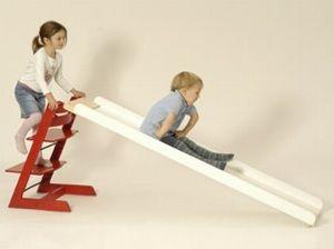 Trip Trap Stoel : Glijbaan aan trip trap stoel kids stuff pinterest thrift store