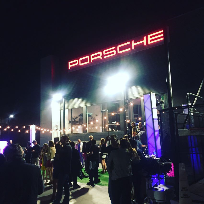 #Porsche #launch #event last night. Lots of fun and great crowd!  #party #events #nightout #fun #visualsoflife #la #LosAngeles #lastyle #beautifulpeople #glam #lux #luxury #luxurylife #luxurylifestyle #cars #automobile #California #cali #californiadreamin #partytime #luxurycars #nothingisordinary #ilovemylife #thehappynow #90210 #hunterphoenix