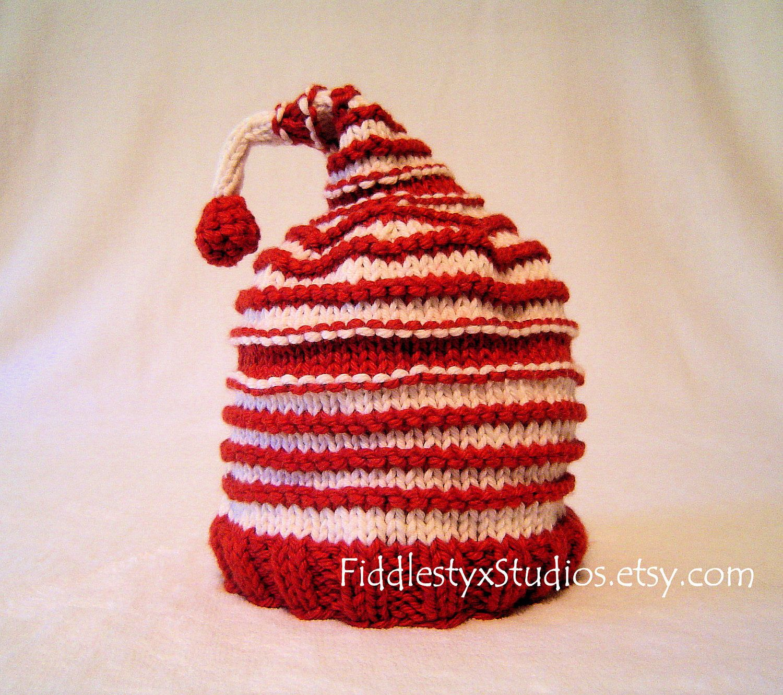 Cyber Monday Etsy Black Friday Etsy Sale - Christmas Baby Elf Hat ...