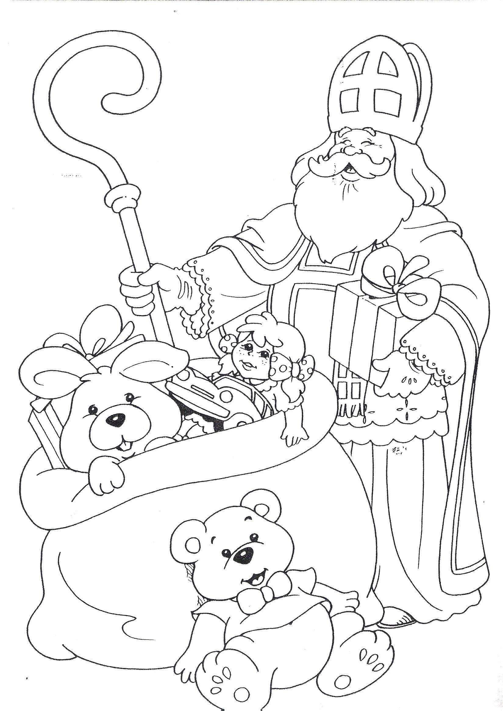 Saint Nicholas Coloring Page Catholic Coloring Saint Coloring Saint Nicholas
