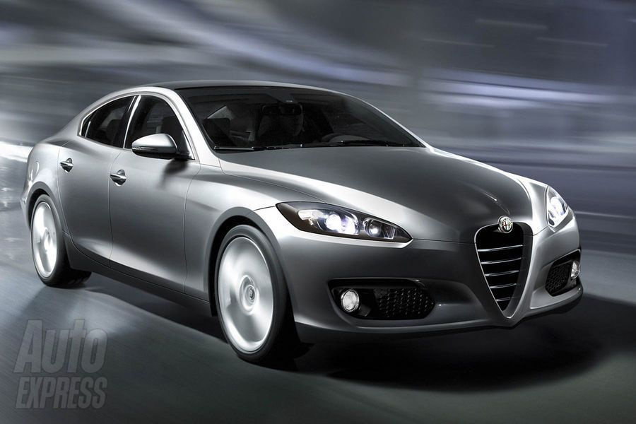 Alfa Romeo 169 is almost here
