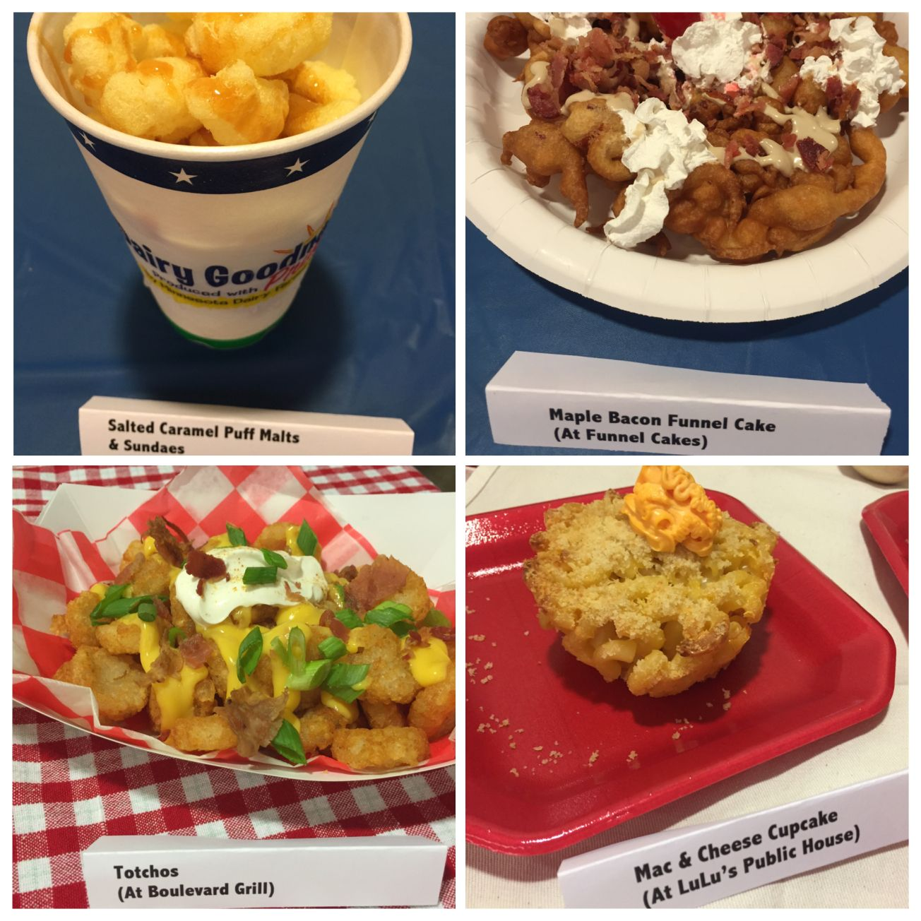 Food fun at the fair how we do the minnesota state fair