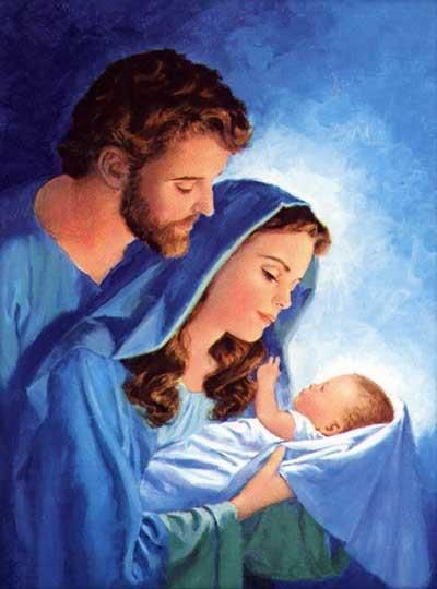 Jesus Mary and Joseph  Holy Family  Pinterest  Holy family