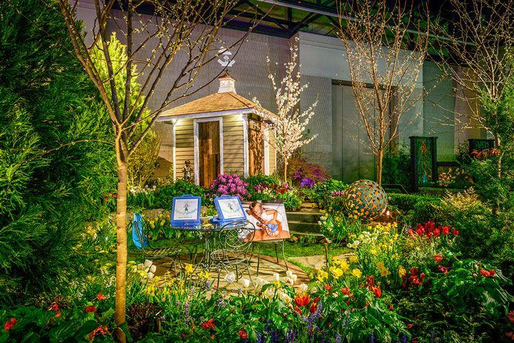Philadelphia Flower Show is an annual gardening