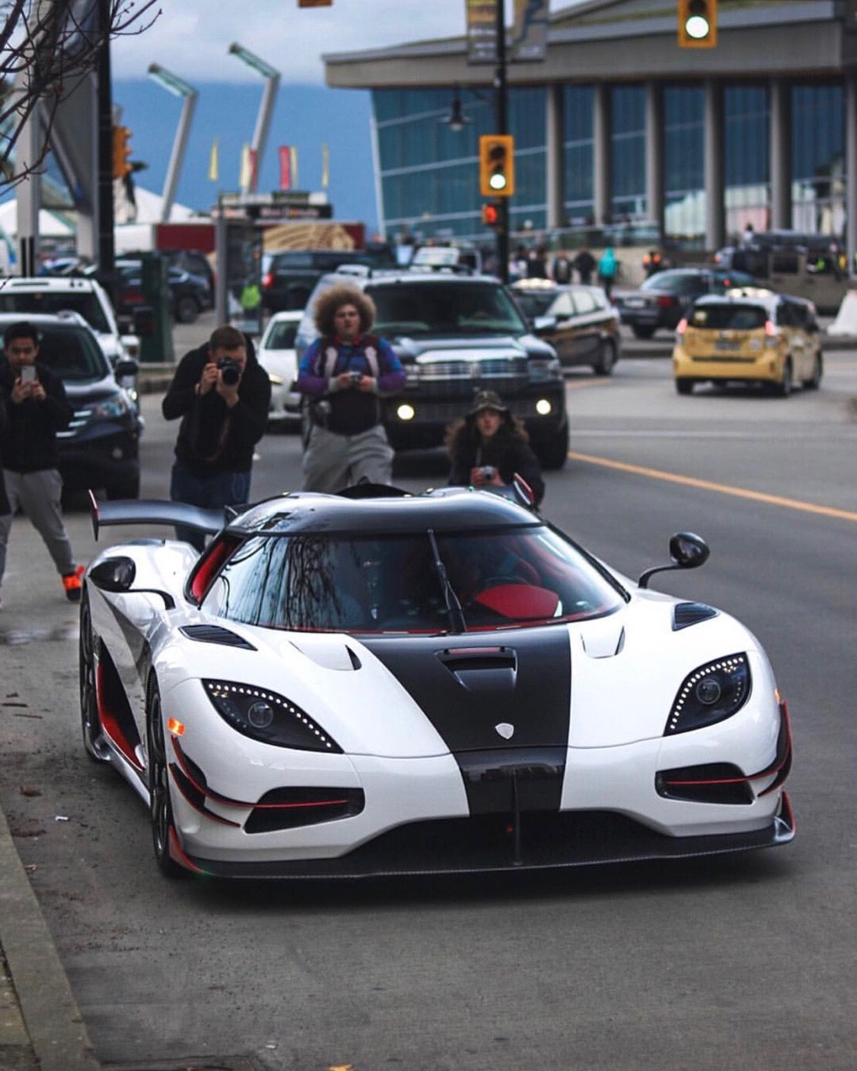 Koenigsegg Agera Rs Red