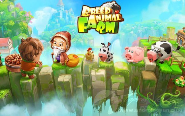 Breed Animal Farm V2 1 937a Mod Apk Cheats Gamecheats Gamehack Apkmod Modapk Pet Paradise Farm Animals Breeds