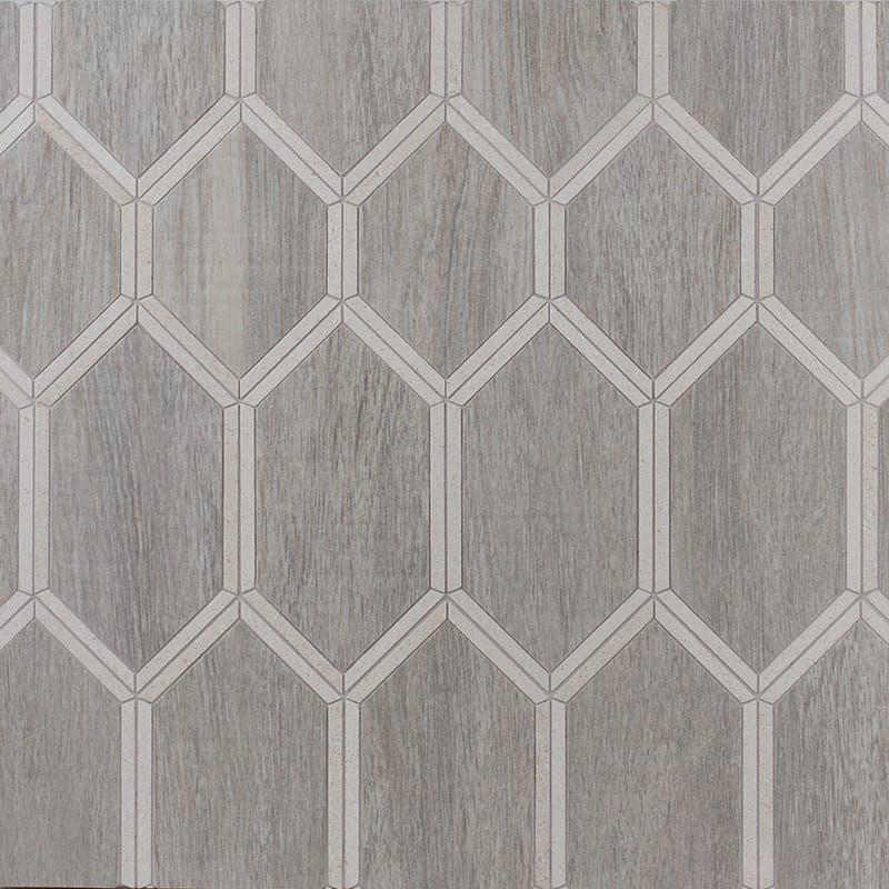 District Multi Finish Pichetto Marble Mosaics 19 3 4x8 1 8 Porcelain Mosaic Marble Mosaic Mosaic