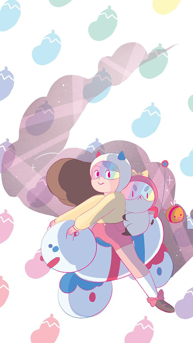 Bee And Puppycat Comic Phone Wallpapers Bee And Puppycat Anime Bee