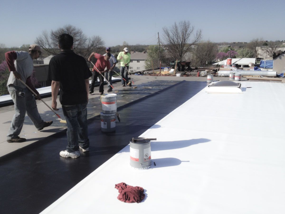 Pin On St Louis Commercial Roofing