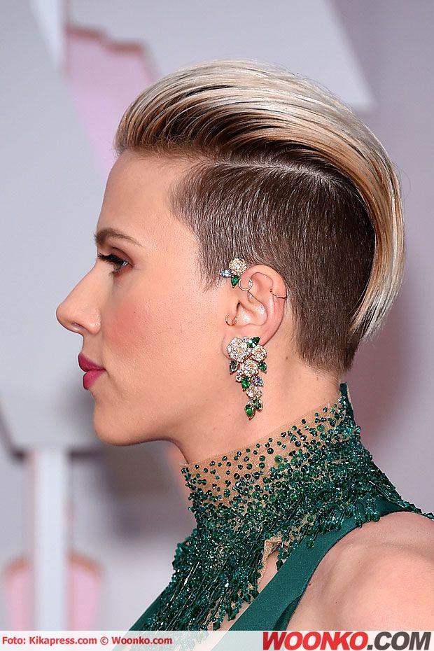 Scarlett Johansson - Oscar 2015 | * Cabelos * | Pinterest ...