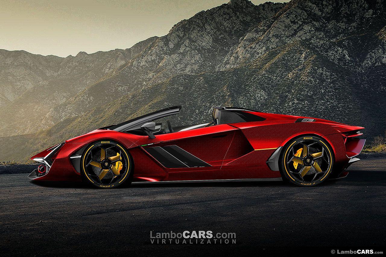 2019 Lamborghini project LB48H will be a hybrid