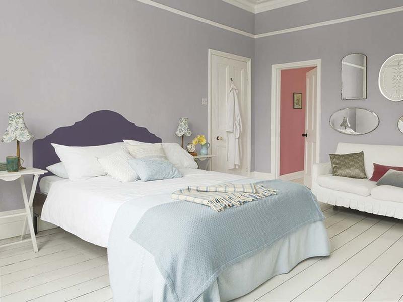 10 ideas para refrescar el dormitorio | Pinterest | Colores claros ...