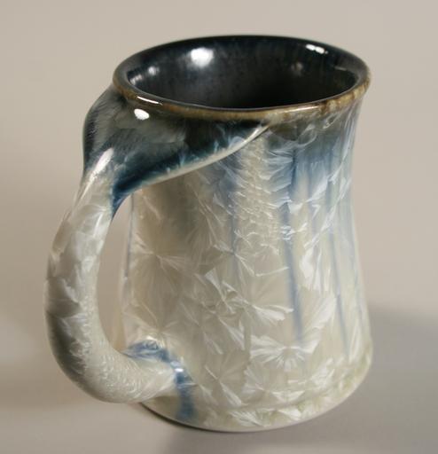 Art Pottery Portland Maine: Whale Tail Mug 19 Oz. By Edgecomb Potters! Www