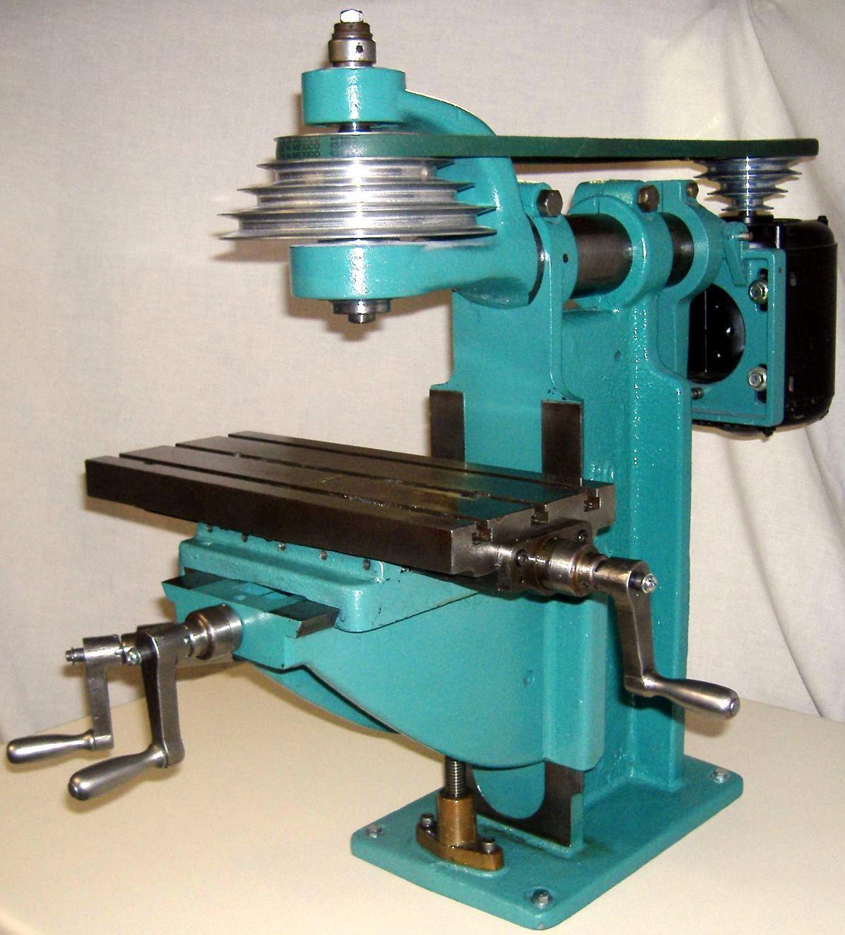 Duro Amp Benchmaster Milling Machines Torno Pinterest