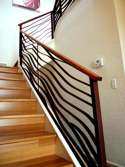 Best Stairway Banister Rail Designs Ideas Interior Design 400 x 300