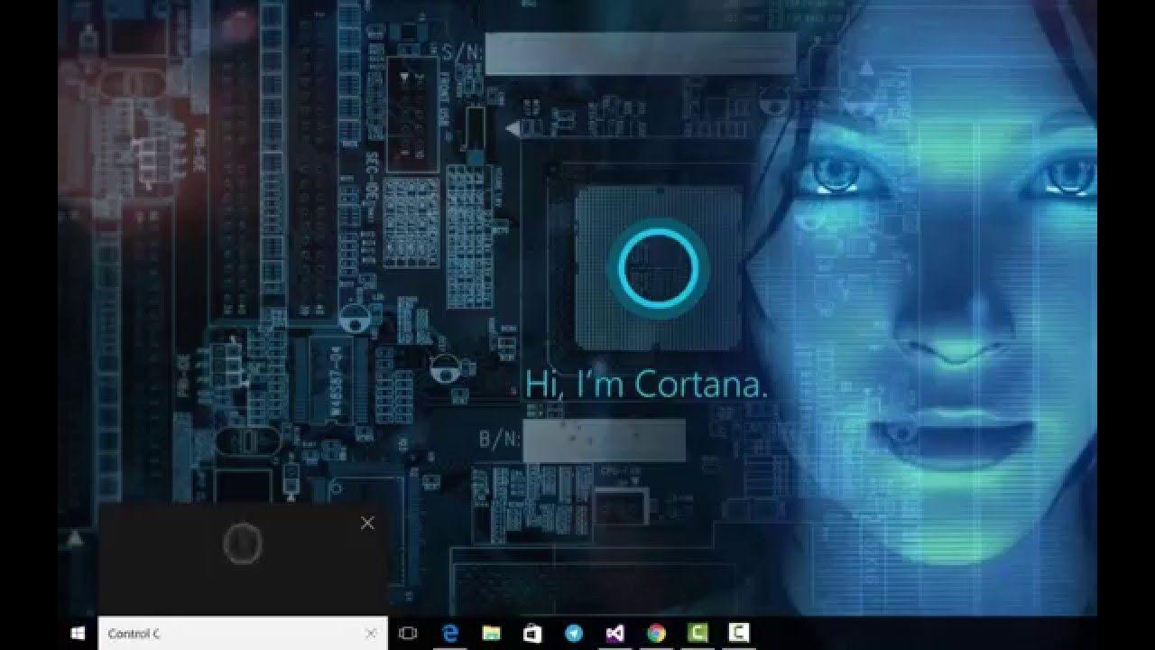 Ctrl C For Windows 10 Windows Wallpaper Microsoft Cortana Windows 10