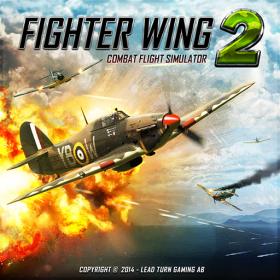FighterWing 2 Flight Simulator MOD APK Flight simulator