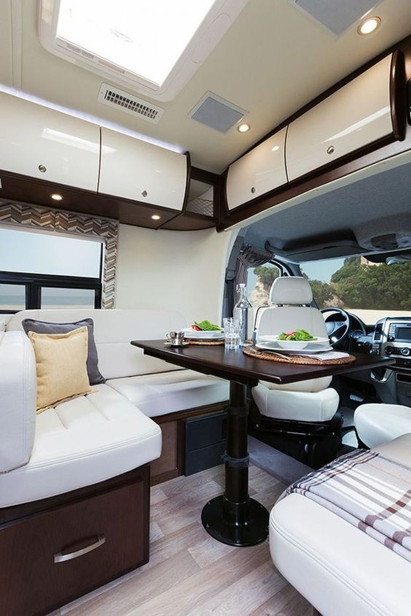 22 beautiful modern rv decoration with simple design