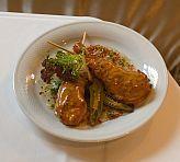 Photo of Shrimp and Tasso Corndogs | Louisiana Kitchen & Culture