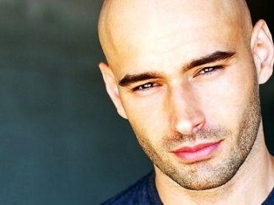 Men bald most handsome 10 Sexiest