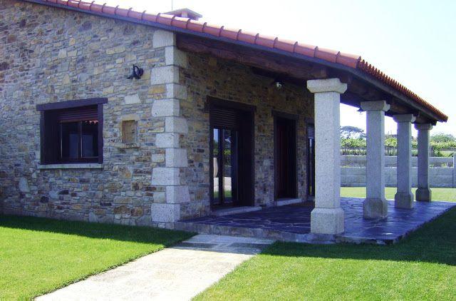 Construcciones r sticas gallegas bajo cubierta casas - Casas rusticas galicia ...