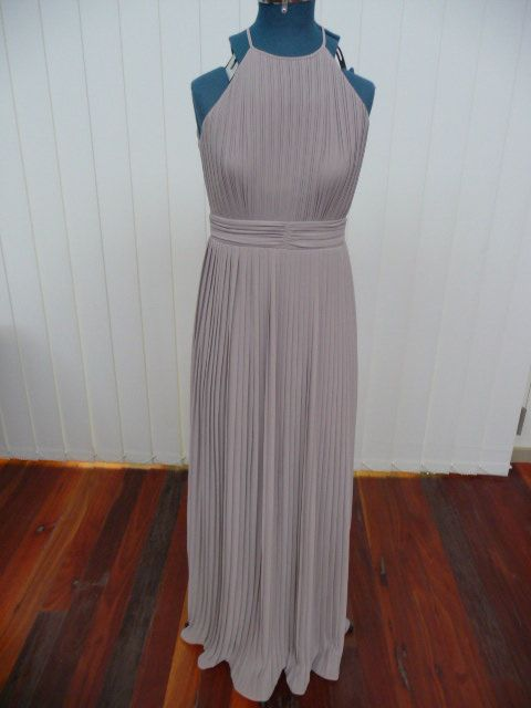Bridesmaids dress altered by Jerrabomberra Clothing Alterations.