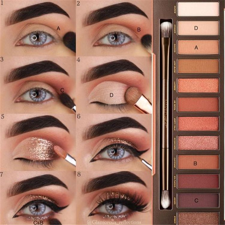 23 Natural Smokey Eye Makeup Make You Brilliant With Images