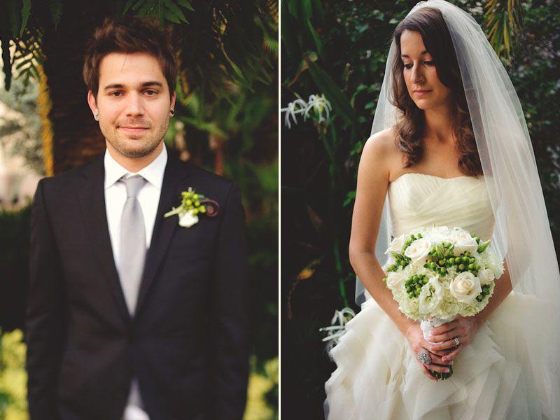 Alli Charles Powell Crosley Wedding