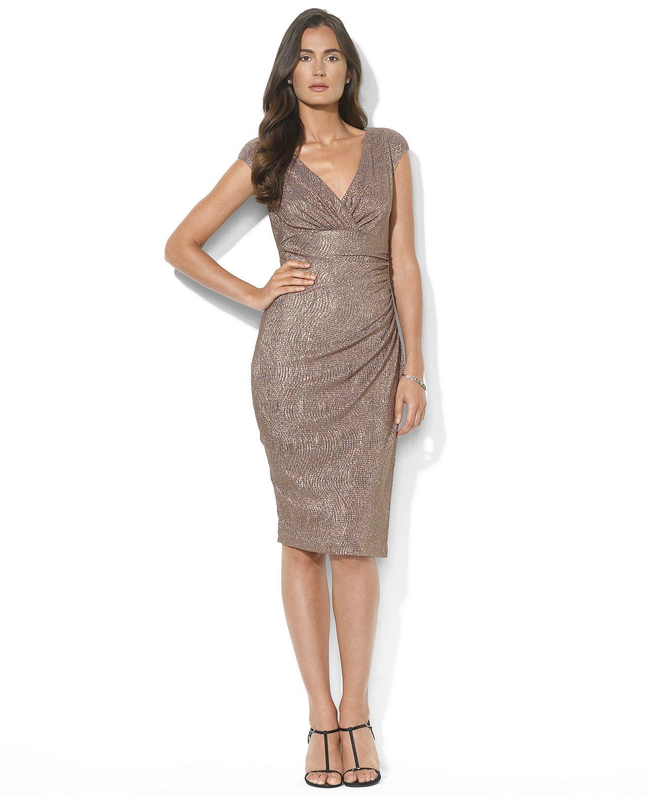 3a4fc11fc6722 Lauren Ralph Lauren Dress