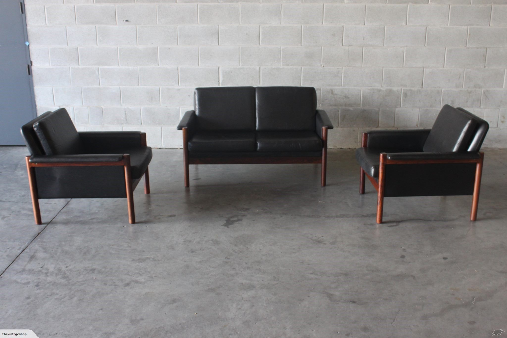 Two Seater Sofa by Kurt Ostevig Trade Me
