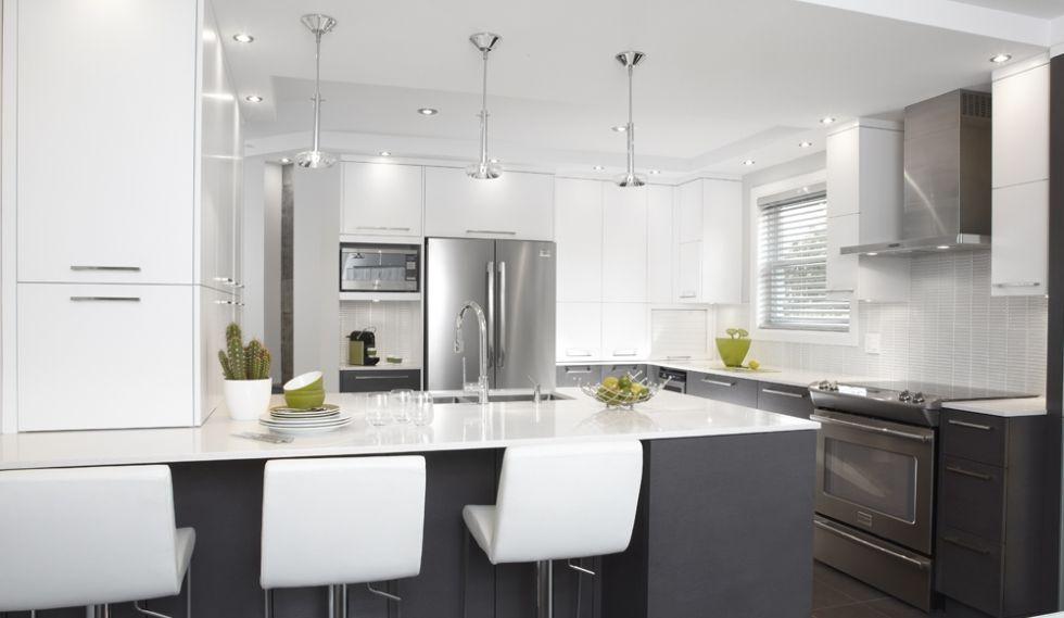 Ulysse collection contemporaine cuisines gonthier cuisines et salles de bains pour - Gonthier cuisine et salle de bain ...