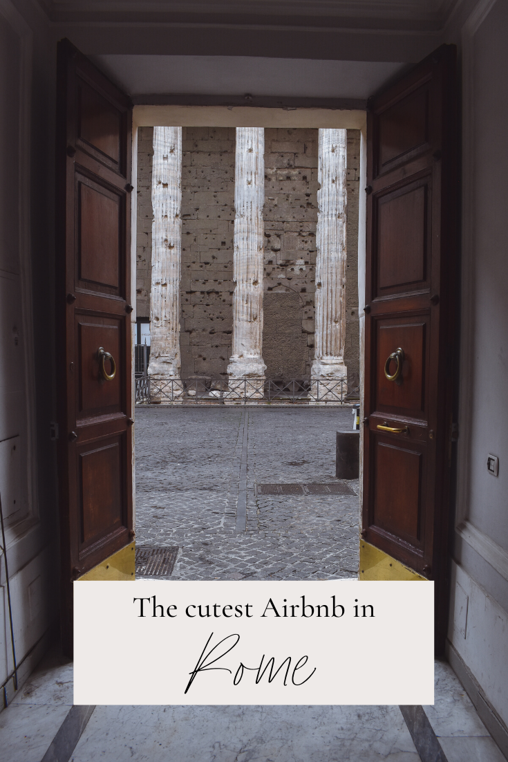 The Best Airbnb In Rome With Prime Location In 2020