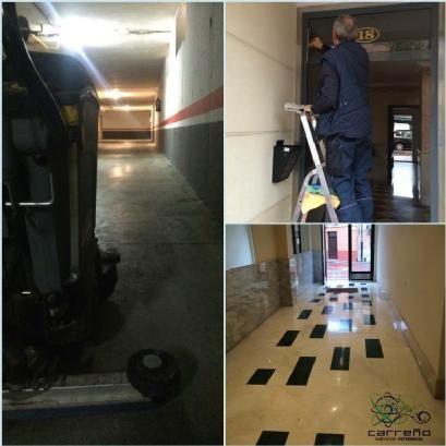 Limpieza de #comunidades en #Valladolid #TudeladeDuero #LagunadeDuero #mantenimiento #garajes #cristales #empresa #limpieza