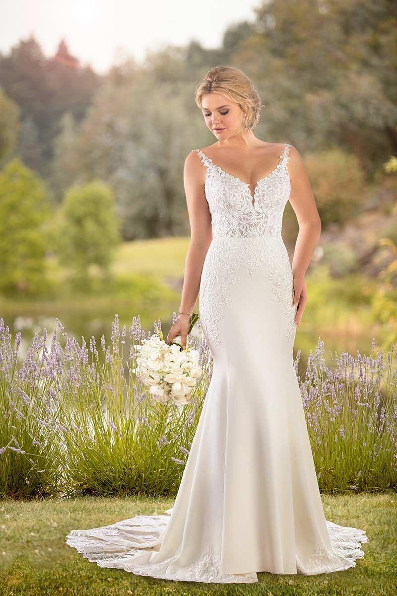 d2679 Essense of Australia in 2020 Wedding dresses
