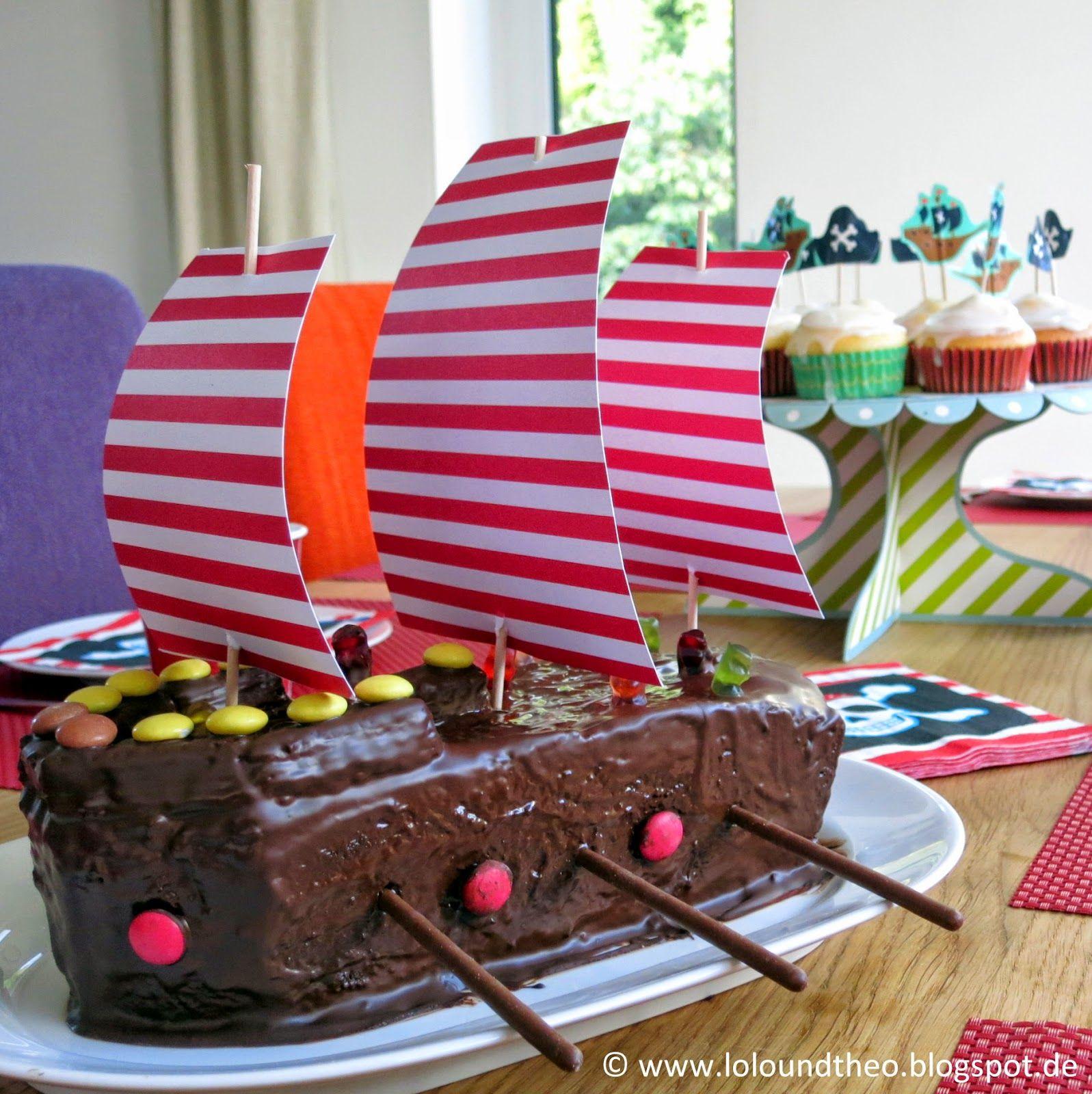 Dreimal Kolle Ahoi Piratengeburtstagsparty Zu Karneval Kids Co