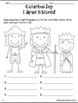 Christopher Columbus 1492 A Literacy Unit For First Grade Literacy Unit Literacy First Grade
