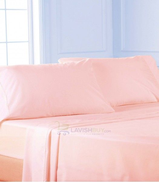 pink queen egyptian cotton sheet set thread count