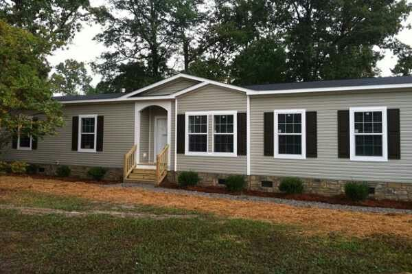Mobile Home Stone Foundation Mobile Home Home Builders Oakwood Homes
