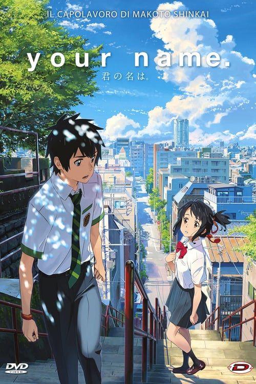 Hd-1080P Your Name Full Movie Hd1080P Sub English  Pelculas De Anime, Wallpaper De Anime -8443