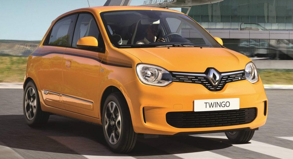 Renault Twingo Gets Subtle Facelift New 1 0l Engine For 2019my