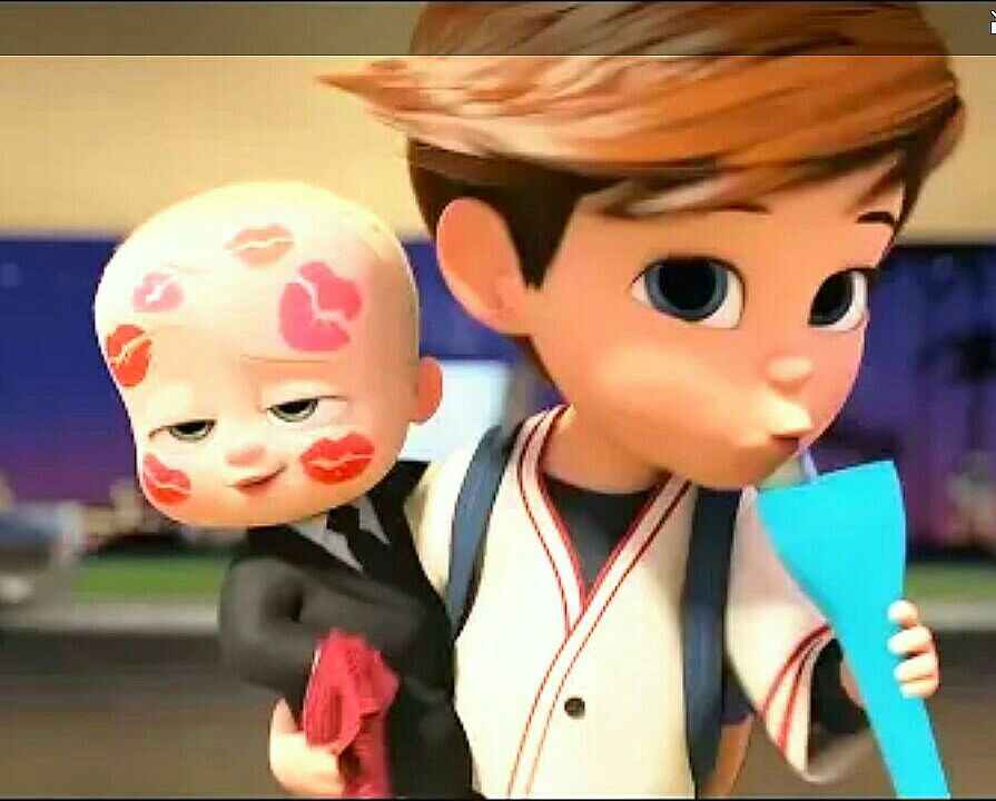 Pin by Abloom Fashion House on Boss Baby | Un jefe en ...